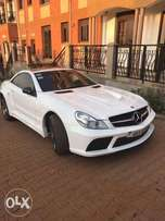 Mercedes Benz SL 6