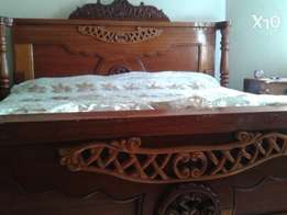King size Bed for Quick sale