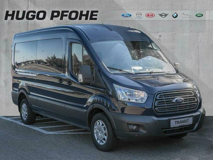 Ford Transit 350L3H2 Express-Line 2,0TDCi 96kW Front