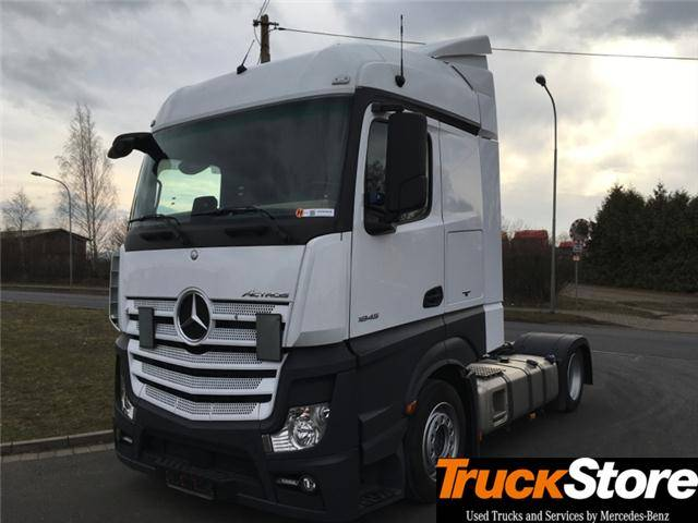 Mercedes-Benz Actros 1845 LS nRL Low Liner - 2017