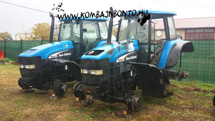 New Holland TM 190 used parts - 2003