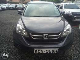 Honda CRV fully loaded excellent condition.