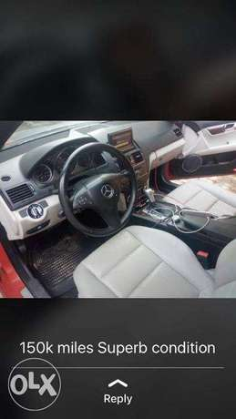 2010 C300 (Customized & Pimped Out) Lagos - image 2