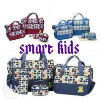 5pc set babybag