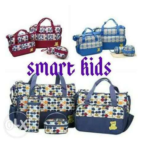 5pc set babybag Nairobi CBD - image 1