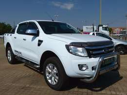 2014 Ford Ranger 3.2XLT Double Cab