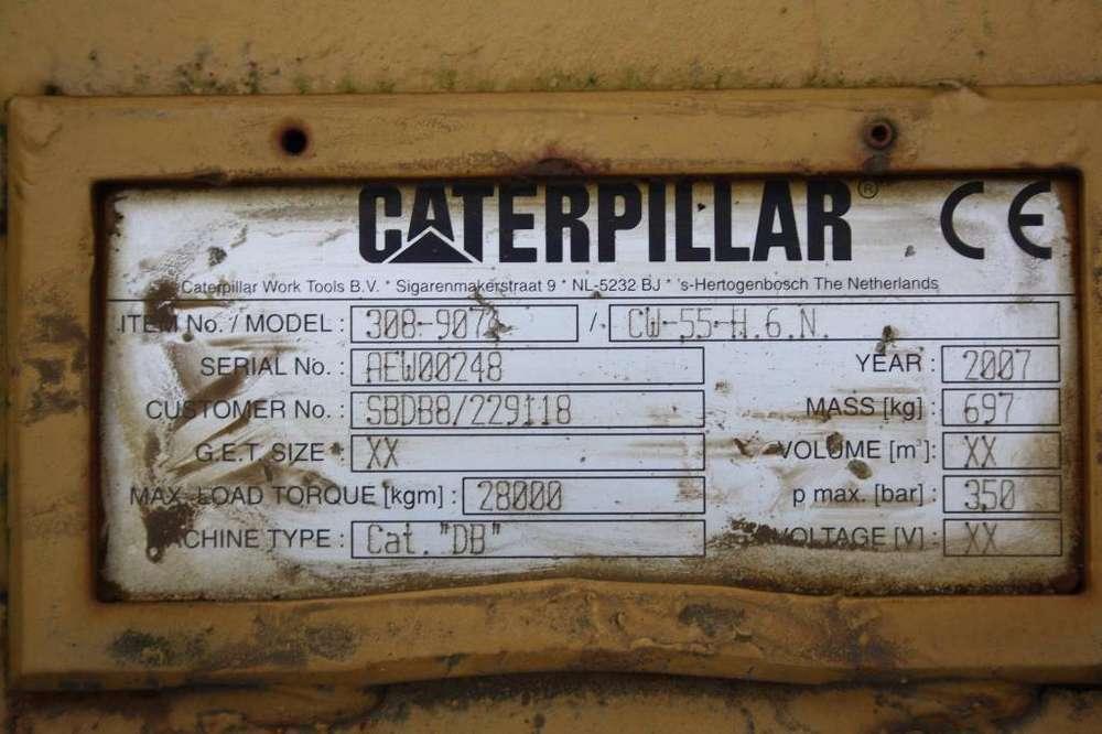 Caterpillar Cw55 Quick Coupler - 2007 - image 7