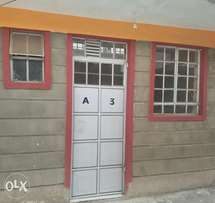 Self contained rooms for rent ksh 4,500 per month