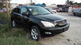 Smooth Driving Lagos Cleared 2006 Lexus RX 330 With Auto Leather A/C.