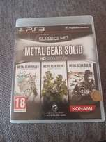 PS3 Games - Metal Gear Solid HD Collection