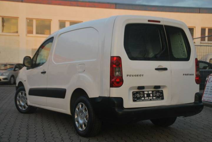 """Peugeot Partner L2 Komfort """"GEPFLEGT"""" - 2009 - image 8"""