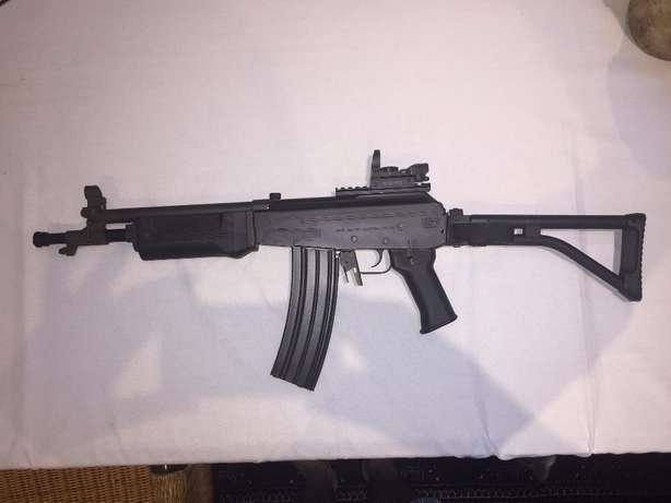 King Arms R5 Galil Airsoft rifle Brooklyn - image 3