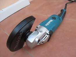 New MAKITA Angle grinder 2200W not 2000W for 230mm disc R1850 Negotia