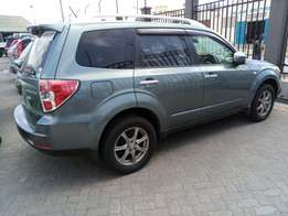 Subaru Forester XT platinum. With Sunroof n roof rails KCM number 20