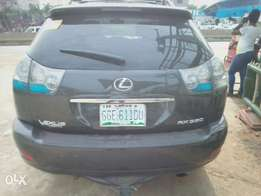 Baked once Lexus Rx350 Jeep 2006 model