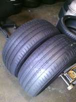 255/55/R18 Runflat on special for sale
