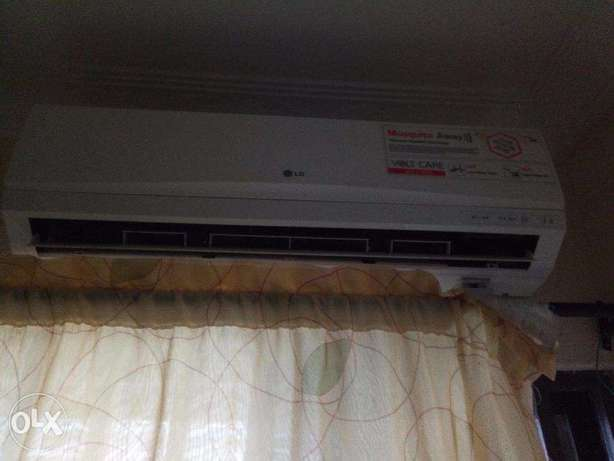 1.5 HP LG Air Conditioner - Mosquito Away And Volt Care Ibadan South West - image 3