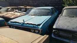 Valiant Chrysler special Edition for sale