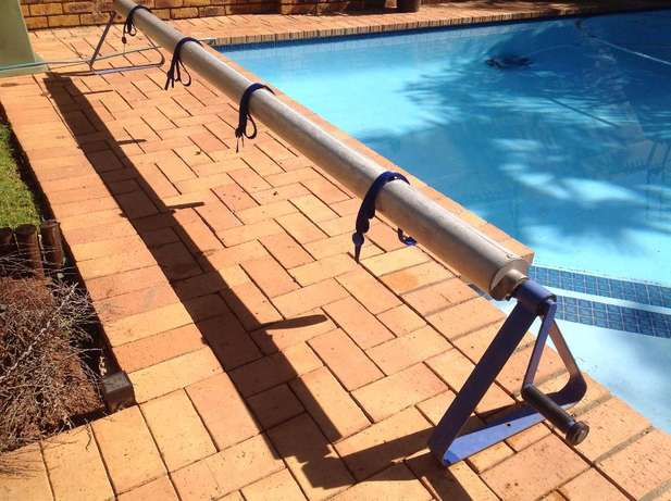 Solar Blanket Roll Up Station 3 Metre for swimming pool Meyersdal - image 2