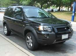 Landrover Freelander Engine Modification