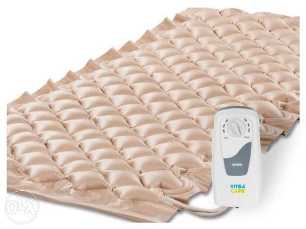 Alternating air pressure mattress فرشة هوائية