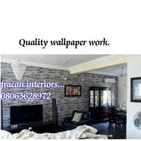 Get your bricks wall with 3D effect. Fracan Wallpaper Ltd