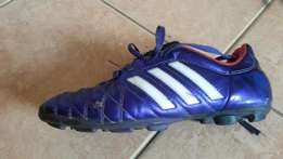 Gently used Football boots ex Austria & UK