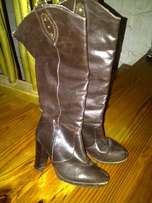 Brown Boots Size 5 for Sale - R120 (Clearance)