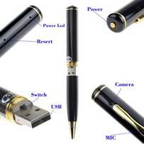 Video & Audio Spy Pen Nanny Camera 32GB