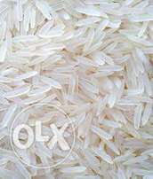 Special rice sold in bags