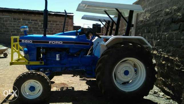 Tractor ford 5610 Elgonview - image 7