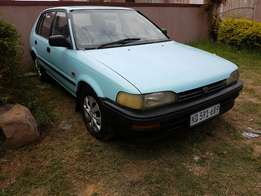 1996 Toyota Tazz/Conquest with aircon
