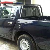 L200 Mitsubishi pick up van