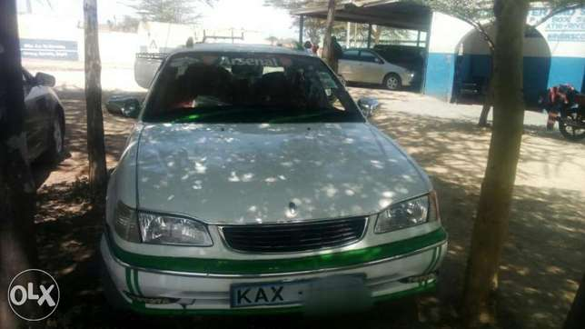 Toyota 110 kax manual clean 370k neg. Athi River - image 8