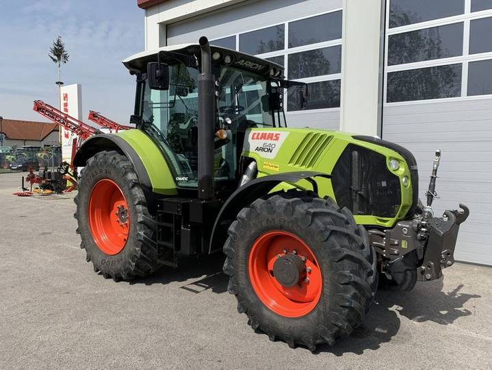 Claas arion 640 cmatic - 2017 - image 2