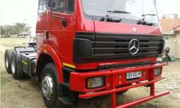 Powerliner Mercedes 2644 for sale