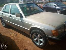For Urgent Sale..Neatly used Benz 190