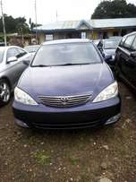 Very Clean Tokunbo 2003 Toyota Camry, Big Daddy