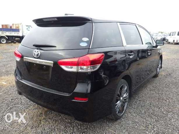 Just arrived Toyota wish model 2010 KCN number Mombasa Island - image 3