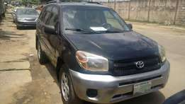 Toyota Rav4 2005 model