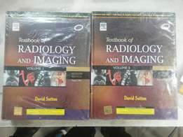textbook of radiology & imaging vol 1&2