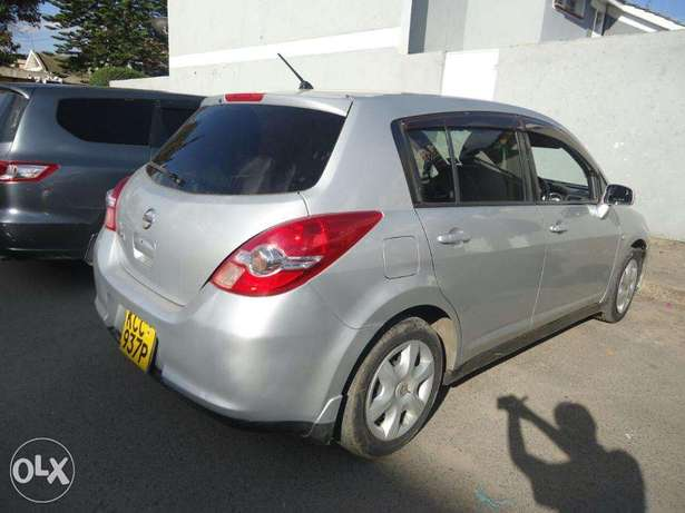 Well-maintained Nissan Tiida, first owner Nairobi CBD - image 2