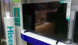 Brand new hisense 43 inch smart TV on offer