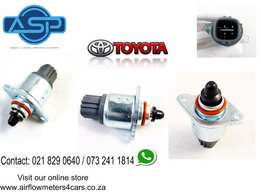 Toyota Avanza Idle control valve now in stock call us