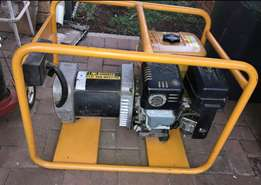 6,5 KW Generator For Sale