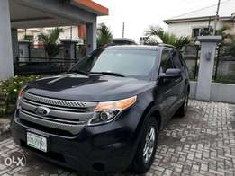 2013 Ford Explorer for 7m Only
