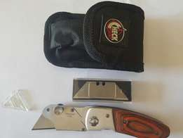 New Stanley pocket Knife High Quality with spare blades