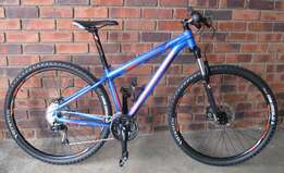 Silverback 29r mountain bike.
