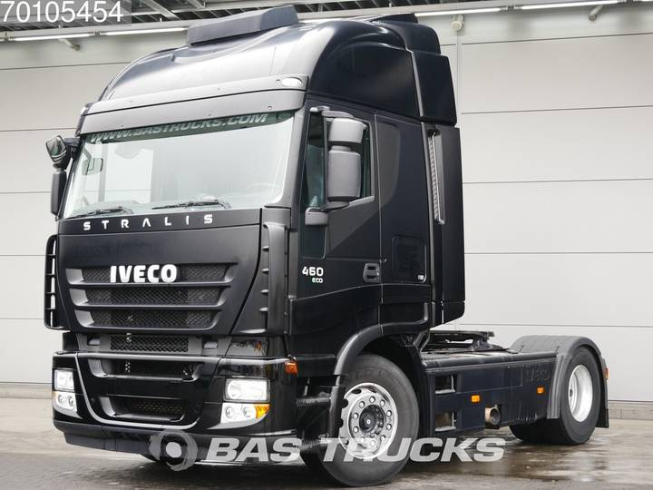 Iveco Stralis AS440S46 4X2 Intarder Standklima EEV - 2013