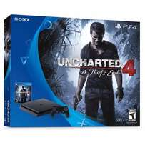 Sony PlayStation 4 (Latest Model)- UNCHARTED: The Nathan Drake Collect
